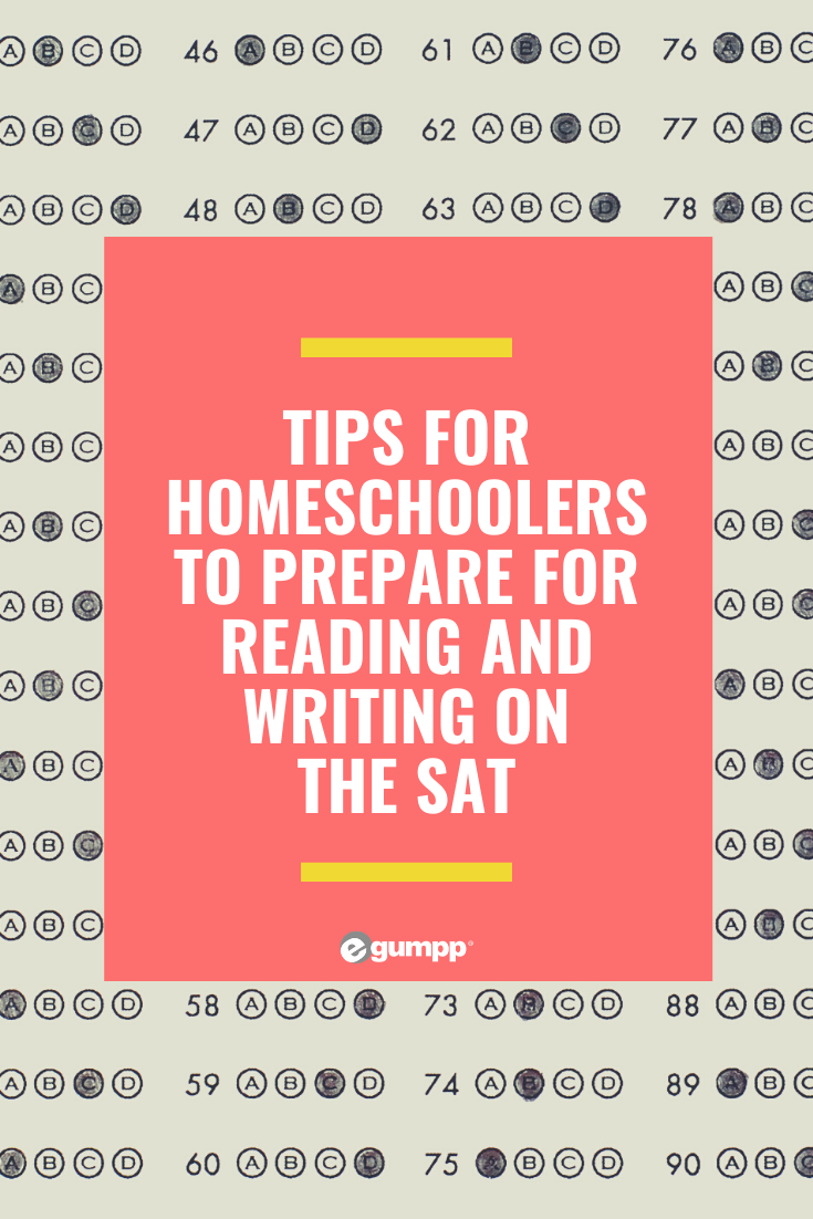sat test prep for homeschoolers