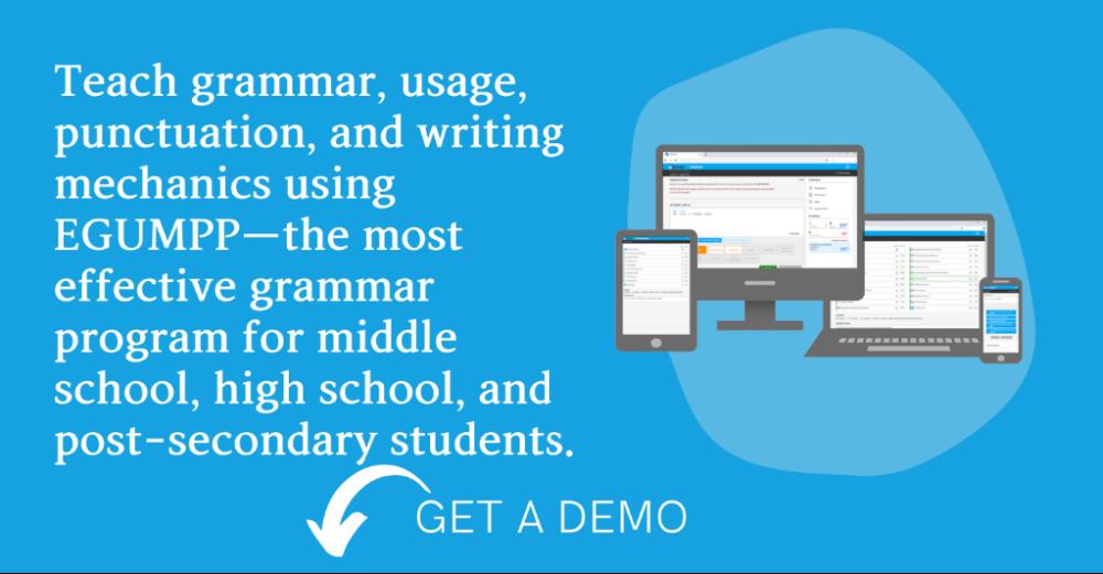 online grammar software demo